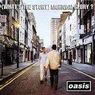 Foto de la tapa o portada del disco (WHATS THE STORY) MORNING GLORY? de OASIS