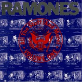 Foto de la tapa o portada del disco ALL THE STUFF - VOL. 1 de RAMONES
